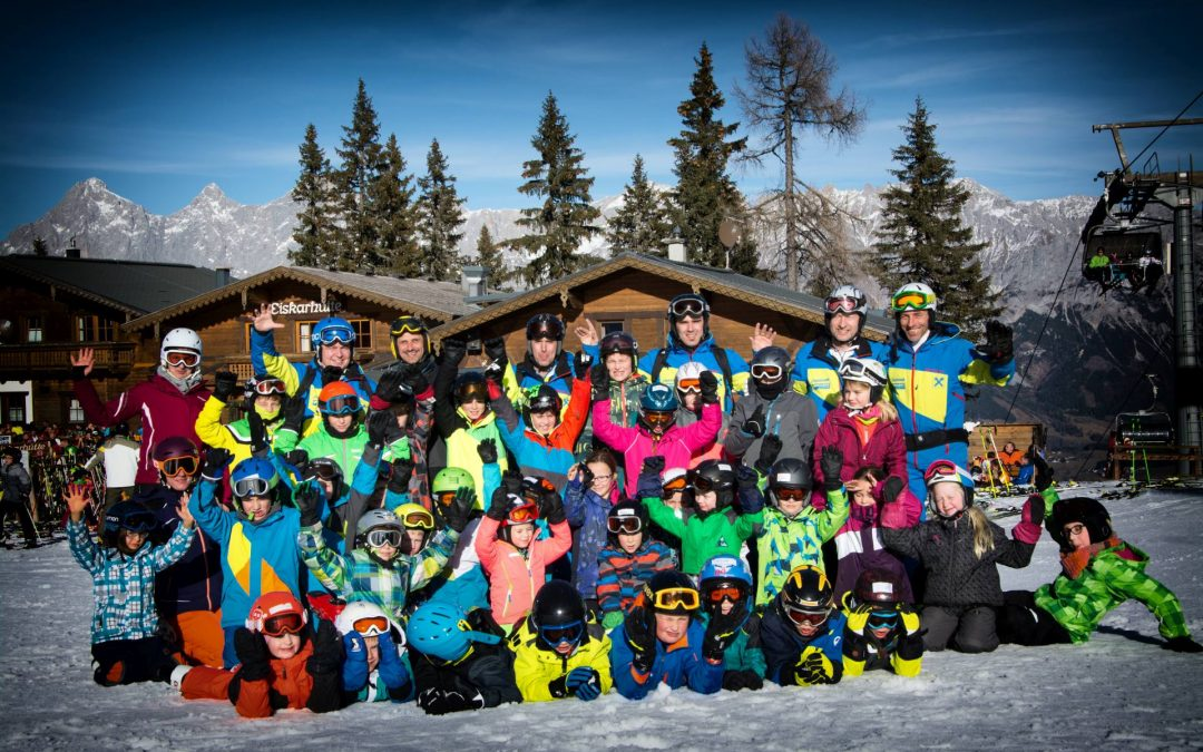 Abschluss Skikurs Radstadt