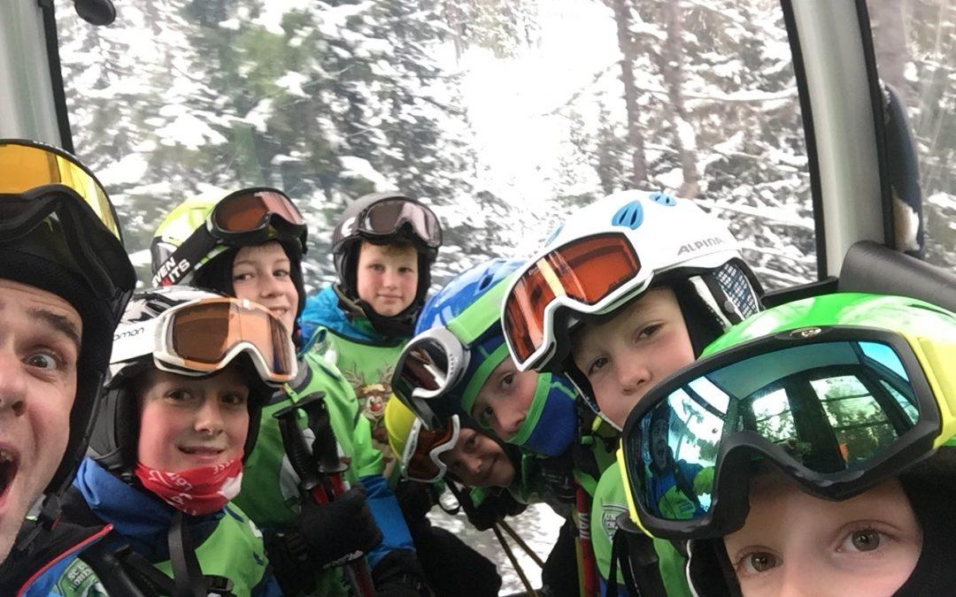 Skikurs in Eberschwang 16.12.17