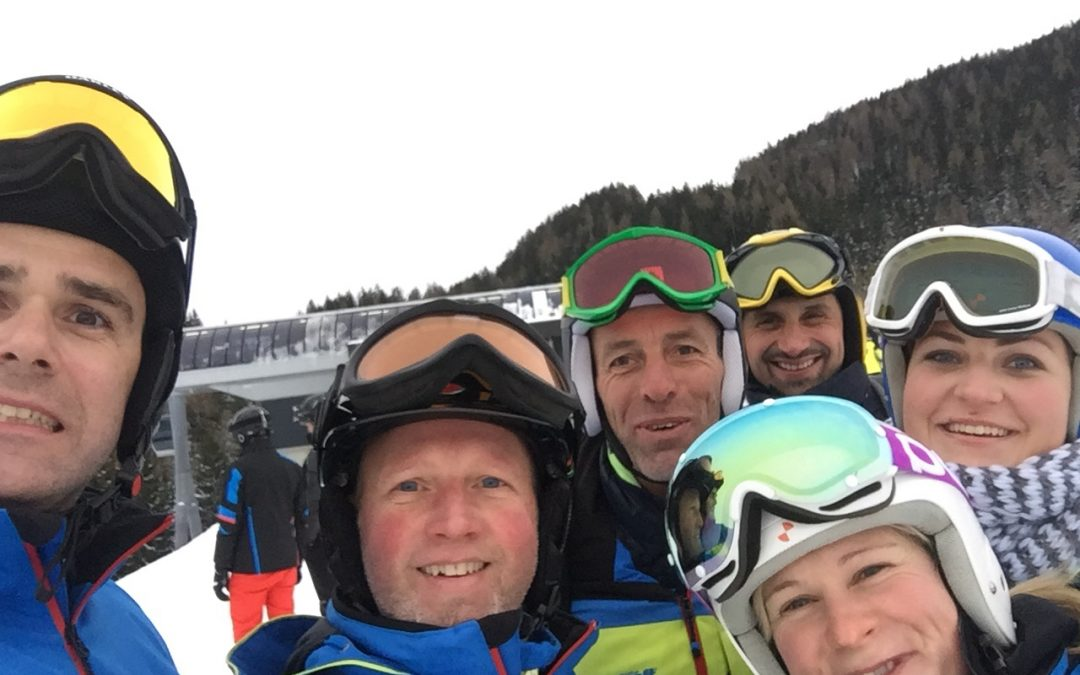 Skikurs in Eberschwang…Schneemangel