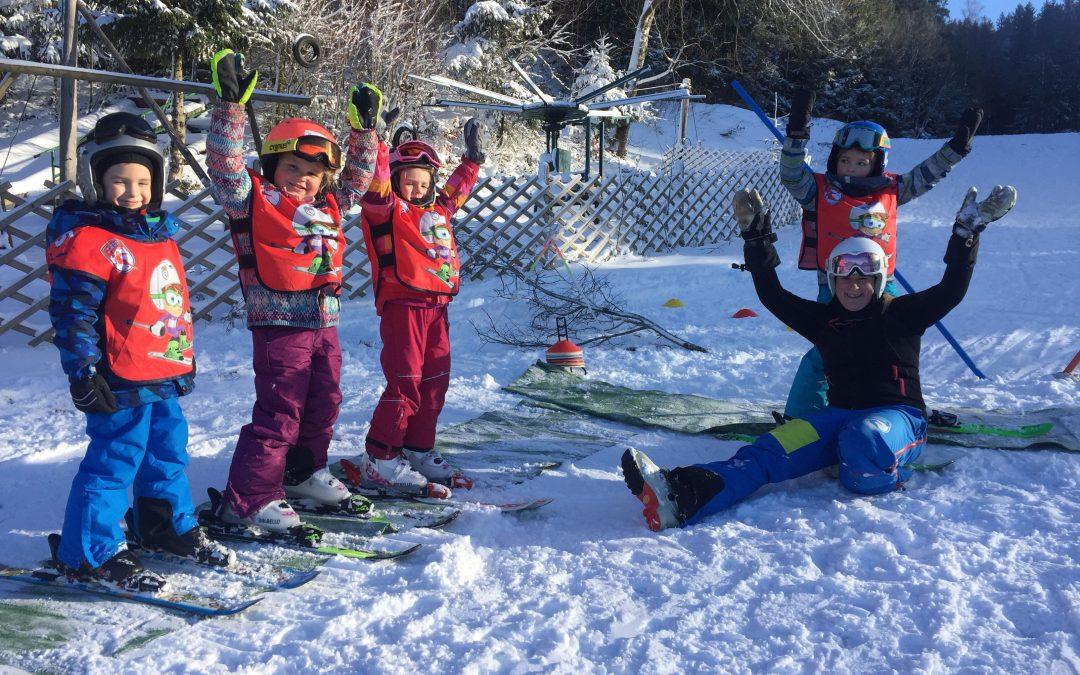 Update Skikursabschluss in Eberschwang!