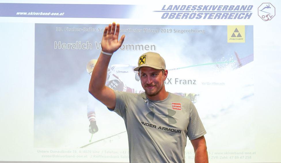 33. Fischer-Raika-Sport Rinnerthaler Gebietscup 2019 — SIEGEREHRUNG