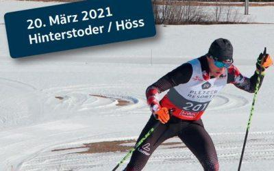 EINLADUNG zur Langlauf Landesmeisterschaft OÖ 2021