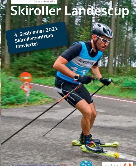 EINLADUNG – SKI ROLLER Landescup 04. September 2021